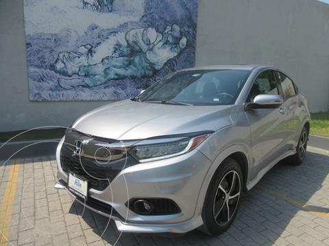 Honda HR-V Touring Aut usado (2019) color Plata Dorado precio $365,000