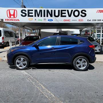 Honda HR-V Prime usado (2017) color Azul precio $279,000