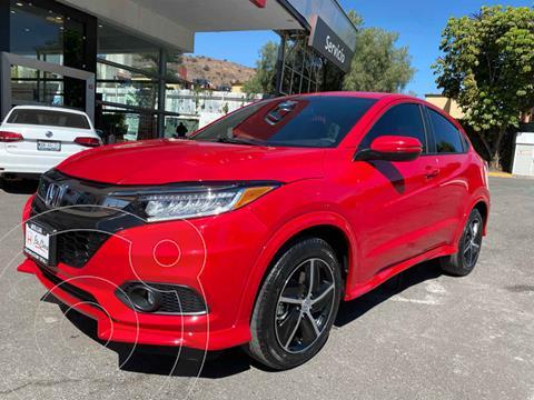 Honda HR-V Touring Aut usado (2021) color Rojo precio $398,000