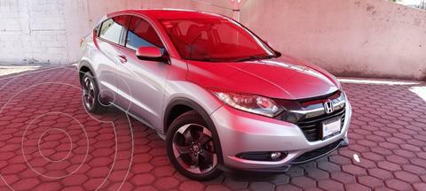 Honda HR-V Touring  usado (2018) color Plata Lunar precio $320,000