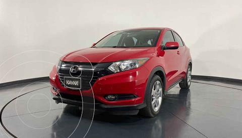 Honda HR-V Epic Aut usado (2017) color Rojo precio $287,999