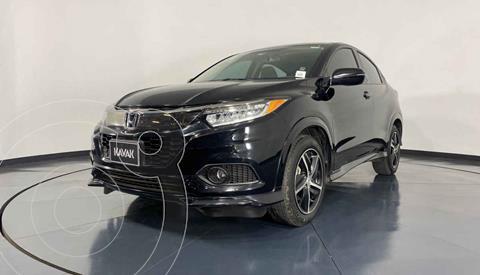 Honda HR-V Touring Aut usado (2019) color Negro precio $399,999