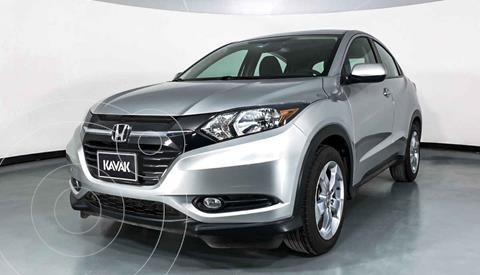 Honda HR-V Version usado (2016) color Plata precio $254,999