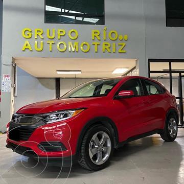 Honda HR-V Uniq usado (2019) color Rojo precio $319,000
