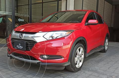 Honda HR-V Epic Aut usado (2016) color Rojo precio $259,000