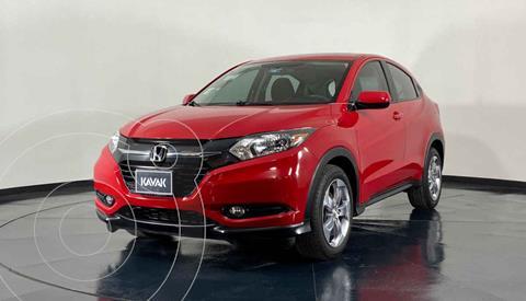 Honda HR-V Epic Aut usado (2017) color Rojo precio $299,999