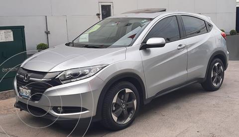Honda HR-V Touring Aut usado (2018) color Plata Dorado precio $323,000