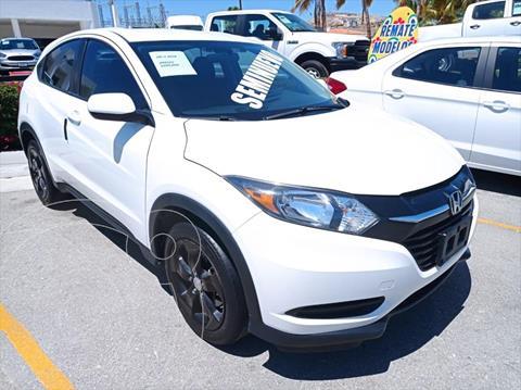 Honda HR-V UNIQ TM usado (2018) color Blanco precio $285,000