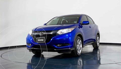 Honda HR-V Epic Aut usado (2018) color Azul precio $334,999