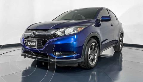 Honda HR-V Version usado (2016) color Azul precio $257,999