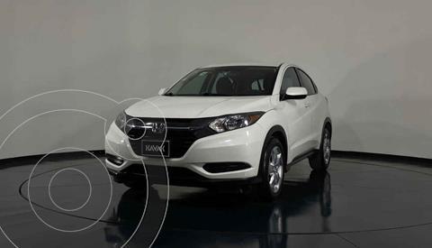 Honda HR-V Uniq Aut usado (2016) color Blanco precio $272,999