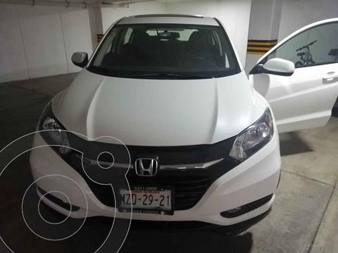 Honda HR-V Version usado (2016) color Blanco precio $260,000