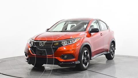 Honda HR-V 1 Millon Edition Aut usado (2019) color Naranja precio $402,500