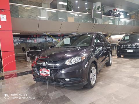 Honda HR-V Epic Aut usado (2016) color Violeta precio $299,000