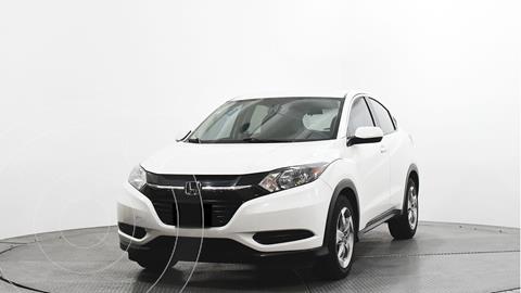 Honda HR-V Uniq usado (2017) color Blanco precio $283,400