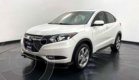 Honda HR-V Version usado (2016) color Blanco precio $252,999