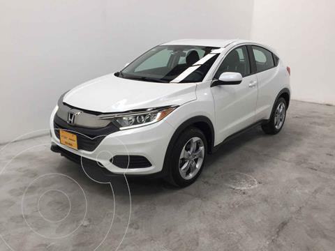 Honda HR-V Uniq Aut usado (2020) color Blanco precio $355,000