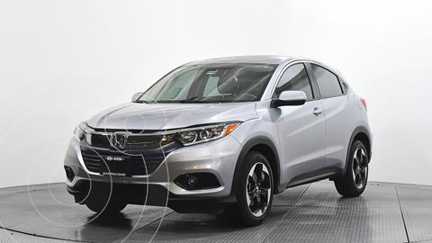 Honda HR-V Prime usado (2019) color Plata Dorado precio $365,803