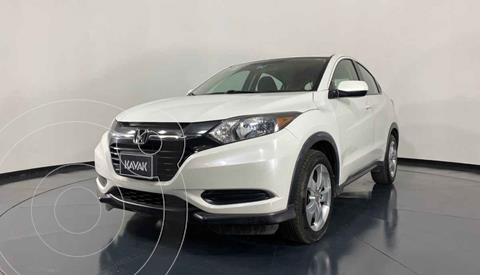 Honda HR-V Uniq usado (2016) color Blanco precio $257,999