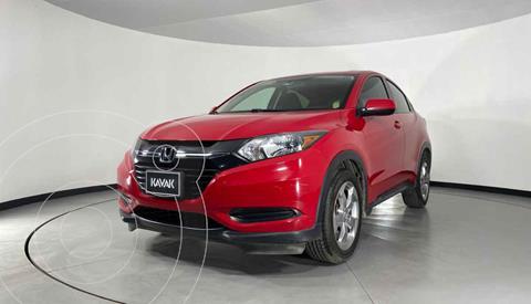 Honda HR-V Uniq usado (2016) color Rojo precio $257,999