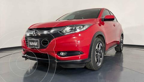 Honda HR-V Touring Aut usado (2018) color Rojo precio $337,999