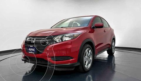 Honda HR-V Uniq usado (2016) color Rojo precio $247,999