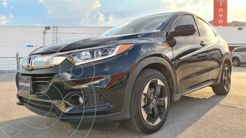 Honda HR-V Prime Aut usado (2019) color Negro Cristal precio $389,000