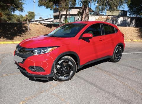 Honda HR-V Prime Aut usado (2019) color Rojo precio $349,000
