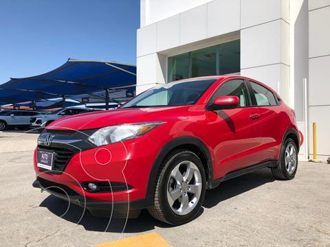 Honda HR-V Epic Aut usado (2017) color Rojo precio $280,000