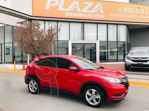 Honda HR-V Uniq usado (2016) color Rojo precio $239,000