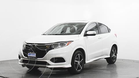 Honda HR-V Touring Aut usado (2019) color Blanco precio $412,800