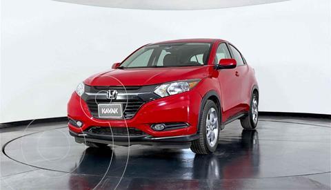 Honda HR-V Epic Aut usado (2017) color Rojo precio $307,999