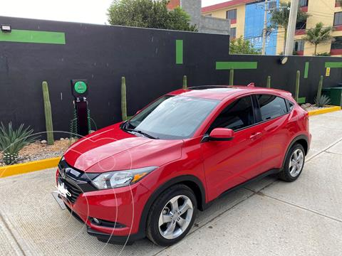 Honda HR-V Epic Aut usado (2017) color Rojo Milano precio $305,000