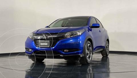 Honda HR-V Touring Aut usado (2018) color Azul precio $362,999