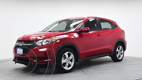 Honda HR-V Uniq usado (2018) color Rojo precio $300,700
