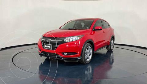 Honda HR-V Epic Aut usado (2018) color Rojo precio $349,999