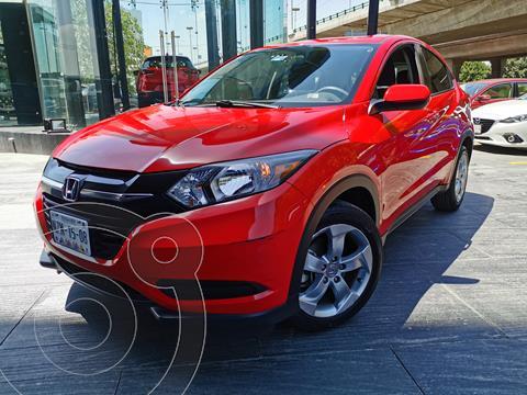 Honda HR-V Epic Aut usado (2016) color Rojo Milano precio $265,000