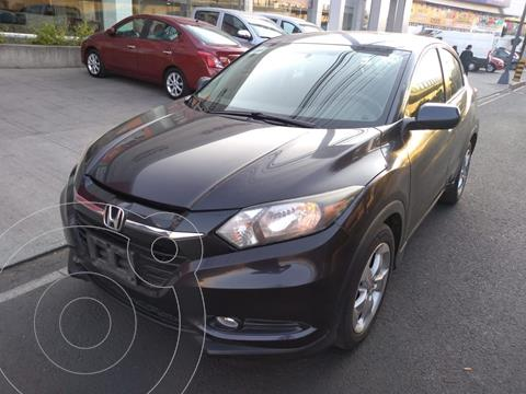 Honda HR-V Epic Aut usado (2016) color Negro precio $238,000