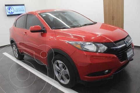 Honda HR-V Epic Aut usado (2017) color Rojo precio $315,000