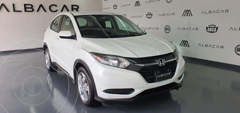 Honda HR-V Uniq usado (2017) color Blanco precio $270,900