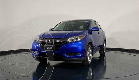 Honda HR-V Uniq Aut usado (2018) color Azul precio $319,999
