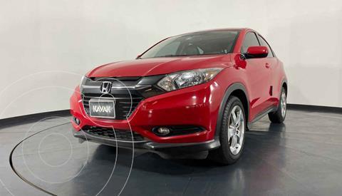 Honda HR-V Version usado (2016) color Rojo precio $267,999