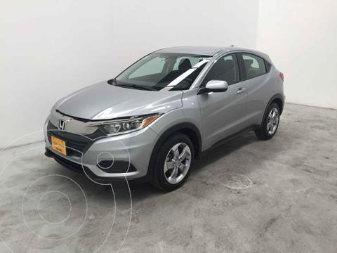 Honda HR-V Uniq Aut usado (2020) color Plata precio $353,000
