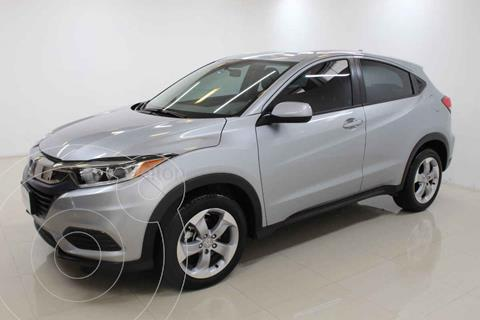 Honda HR-V Uniq usado (2020) color Plata precio $349,000