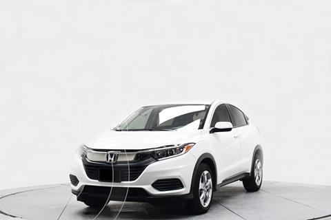 Honda HR-V Uniq usado (2019) color Blanco precio $334,500