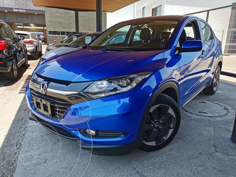 Honda HR-V Touring Aut usado (2018) color Azul Electrico precio $327,000