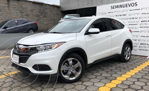 Honda HR-V Uniq usado (2020) color Blanco precio $372,000