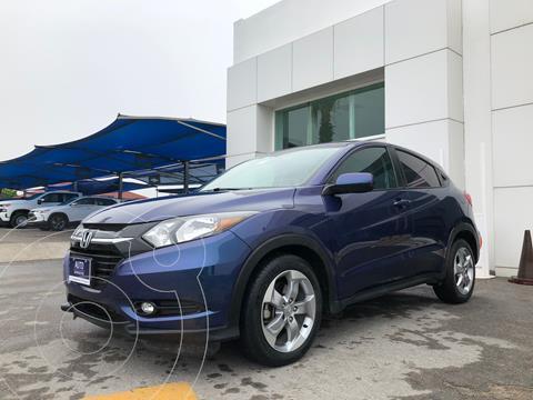 Honda HR-V Epic Aut usado (2017) color Azul precio $280,000