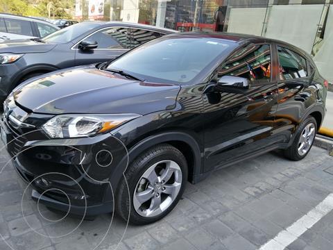 Honda HR-V Epic Aut usado (2018) color Negro precio $305,000