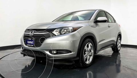 Honda HR-V Version usado (2016) color Plata precio $262,999